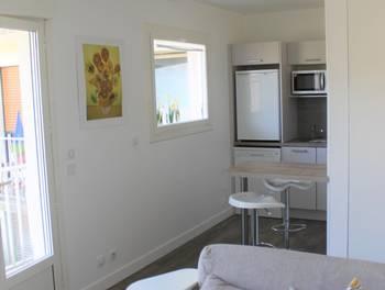 Appartement meublé 2 pièces 29,66 m2