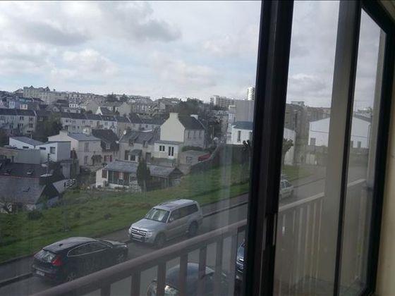 vente Appartement 4 pièces 83 m2 Brest
