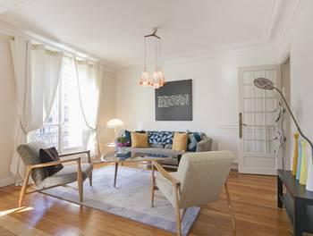 Appartement meublé 2 pièces 64 m2