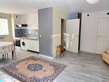 Appartement 2 pièces 51,33 m2