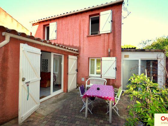 Vente maison 3 pièces 56,62 m2