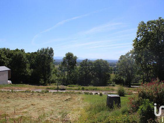 Vente terrain 596 m2