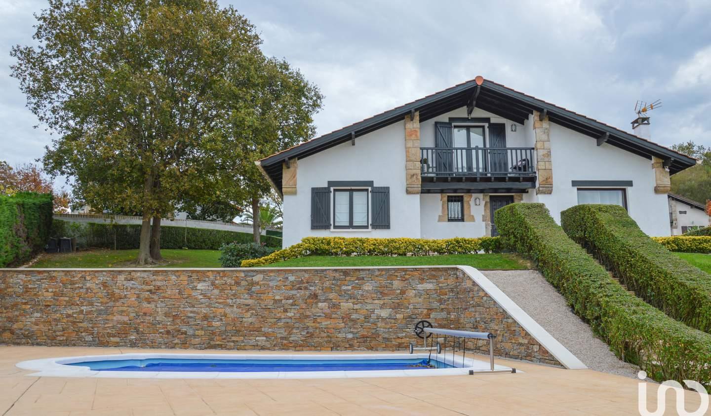 Maison avec piscine et terrasse Hendaye