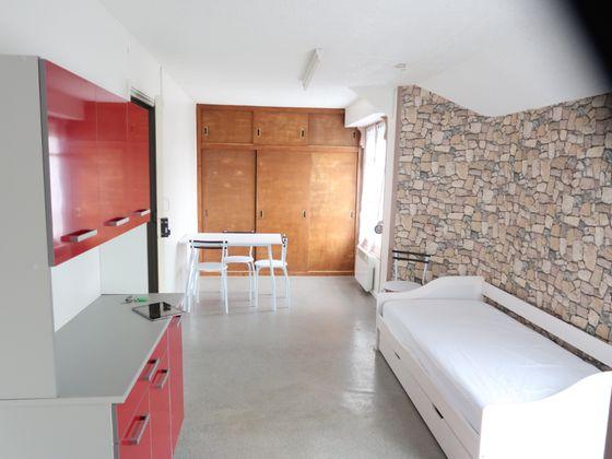 Location studio 22,34 m2