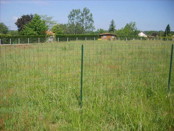 Vente terrain à bâtir 1355 m2