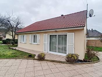 Maison 5 pièces 79,43 m2
