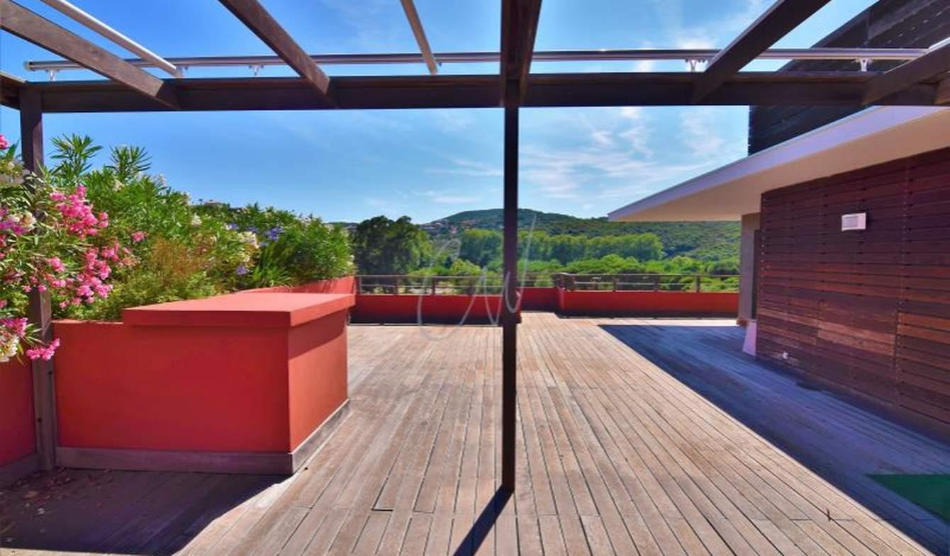Villa avec piscine et jardin Agay