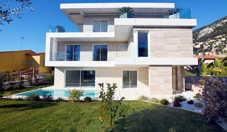 Villa with pool and garden Beaulieu-sur-Mer