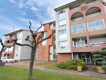 Appartement 2 pièces 58,1 m2
