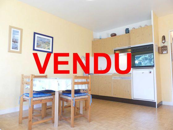 Vente studio 26,72 m2