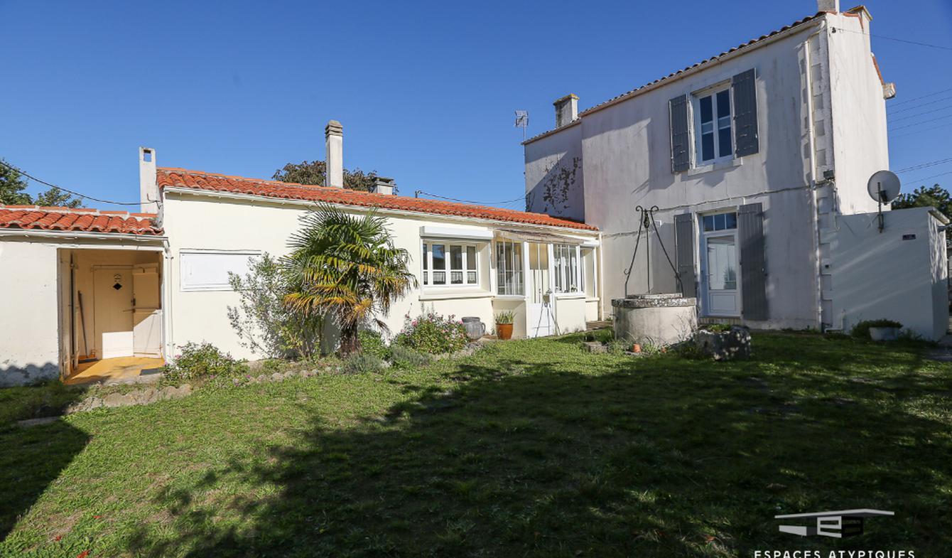 Maison Le Château-d'Oléron