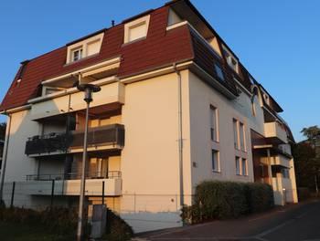 Appartement 2 pièces 50,48 m2