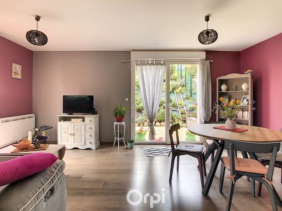 Vente appartement 2 pièces 48,21 m2