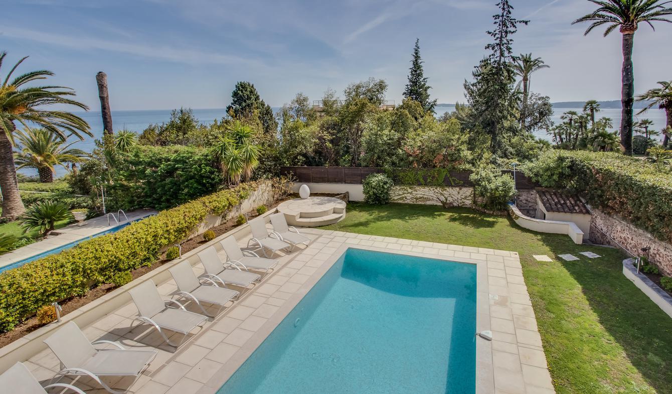 Villa avec piscine et jardin Cannes