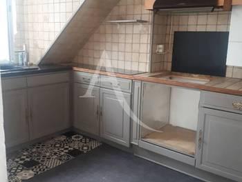 Appartement 3 pièces 43,82 m2