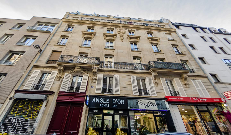 Appartement Paris 18ème