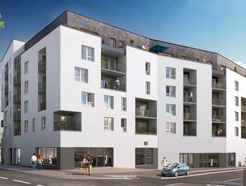 Appartement 4 pièces 88,56 m2
