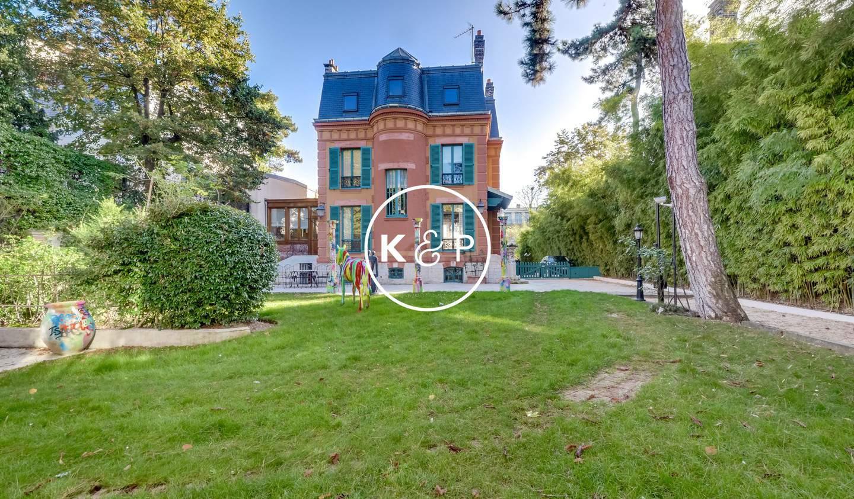 Maison Boulogne-Billancourt