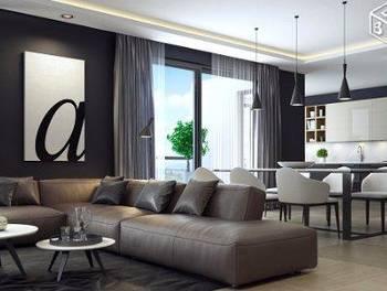 Appartement 5 pièces 125,6 m2