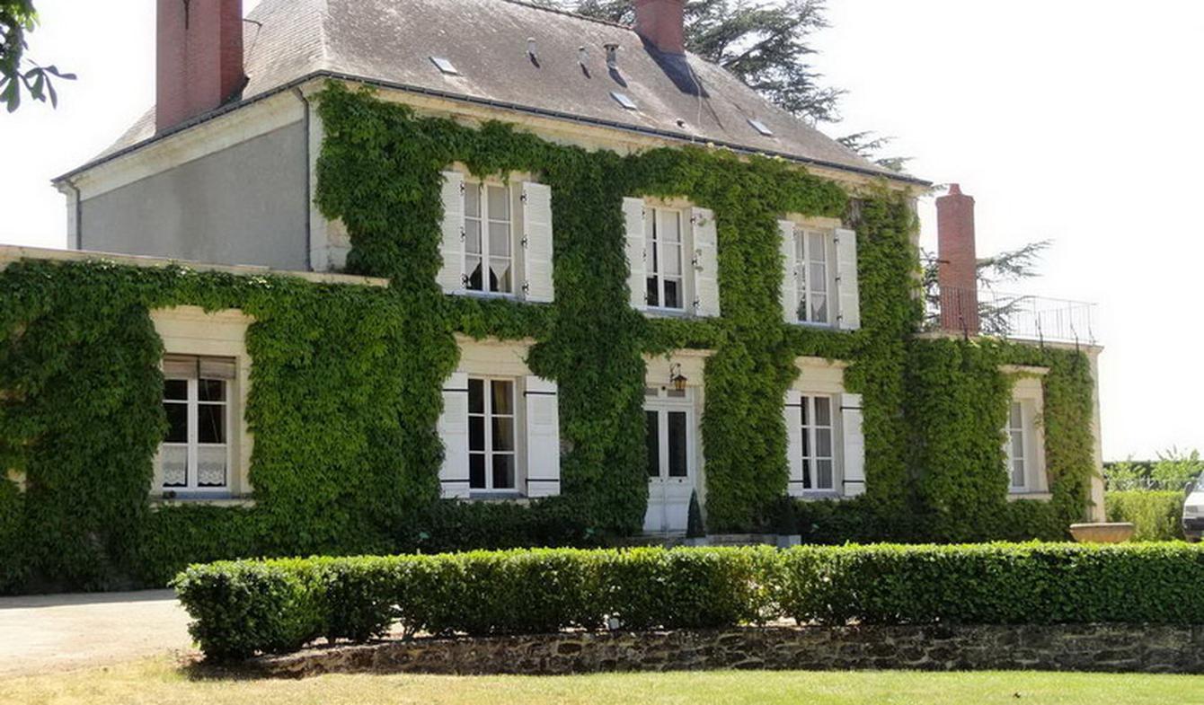 Propriété avec piscine et jardin Maine-et-Loire