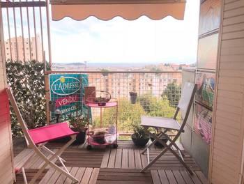 Appartement 3 pièces 65,05 m2