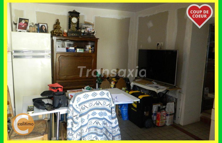 Vente maison 3 pièces 60 m² à Blet (18350), 48 000 €