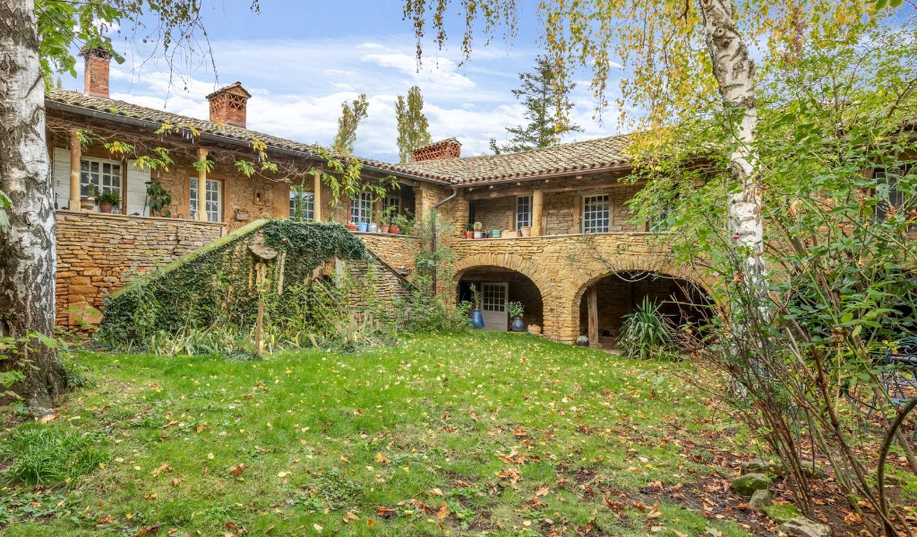 Maison Pouilly-le-Monial