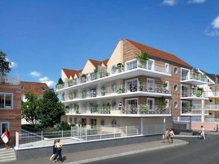 Appartement Fort-Mahon-Plage (80120)