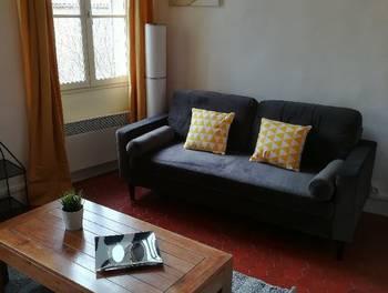 Studio meublé 32 m2