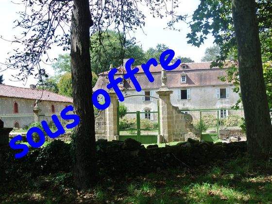 Vente manoir 12 pièces 400 m2