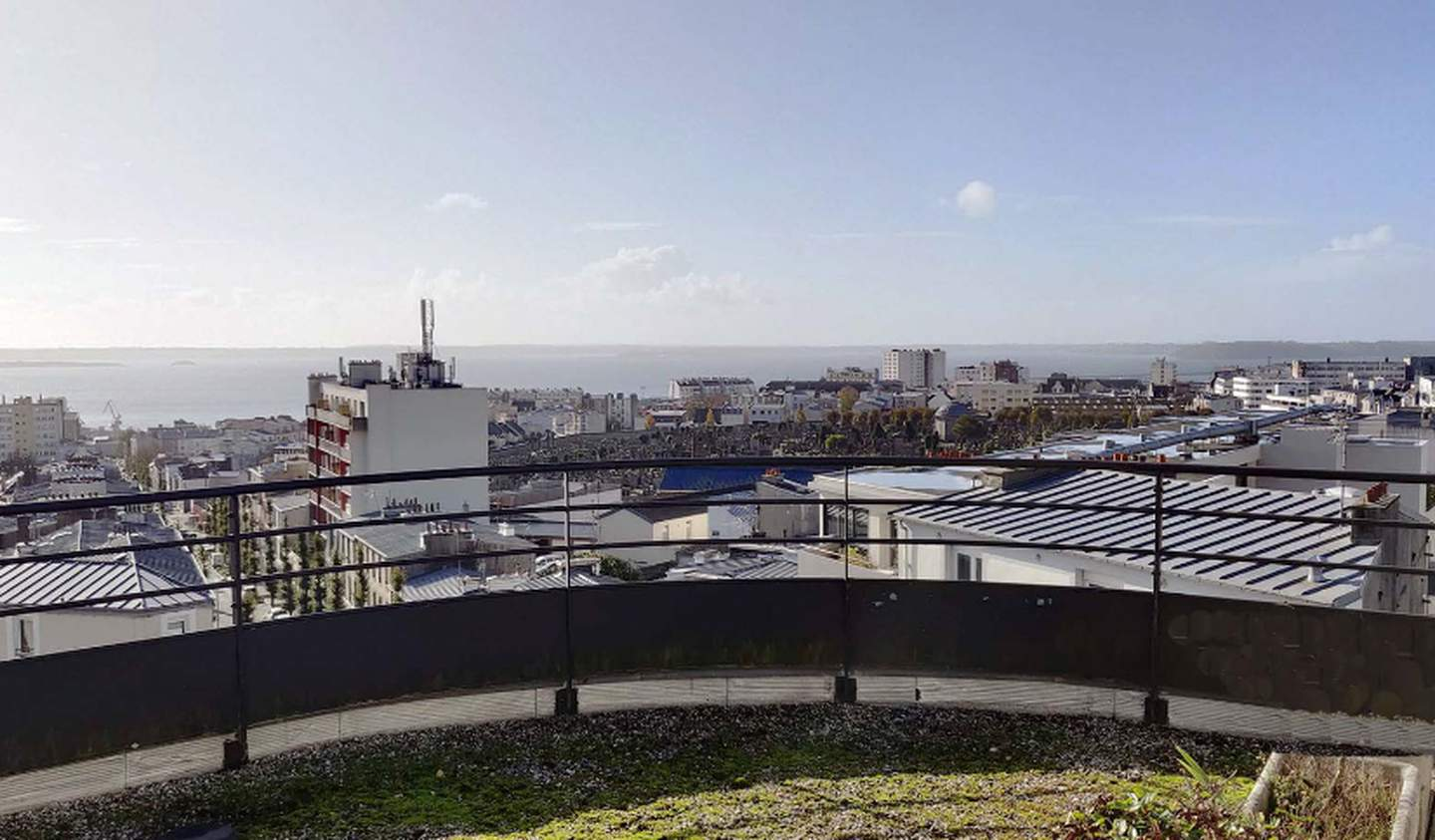 Apartment with terrace Brest