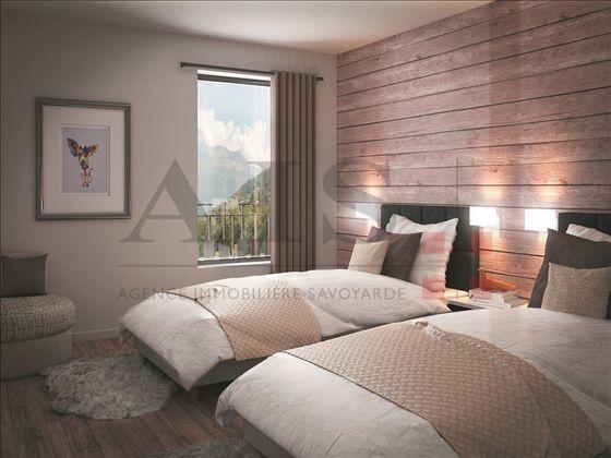 Vente appartement 2 pièces 41,26 m2