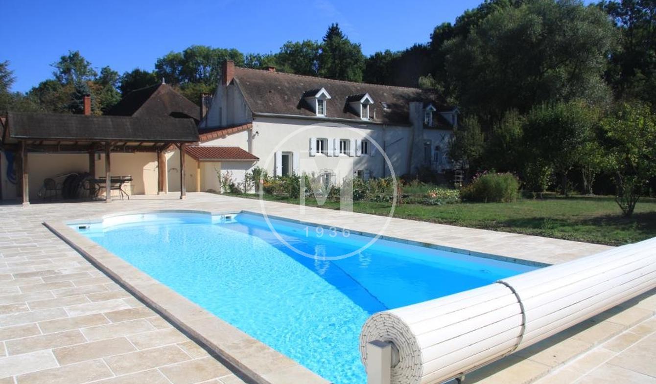 Maison avec piscine Saint-Pourçain-sur-Sioule