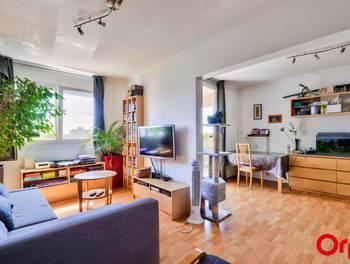 Appartement 4 pièces 71,57 m2
