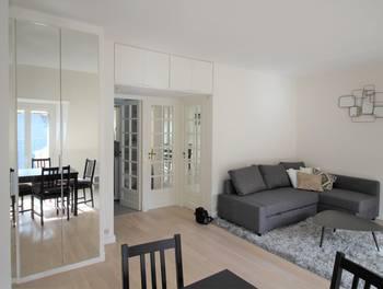 Appartement meublé 2 pièces 37,03 m2