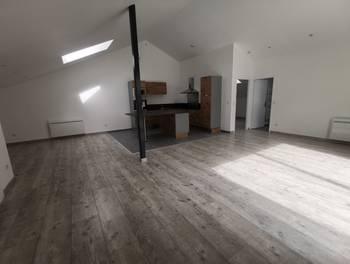 Appartement 3 pièces 88,1 m2