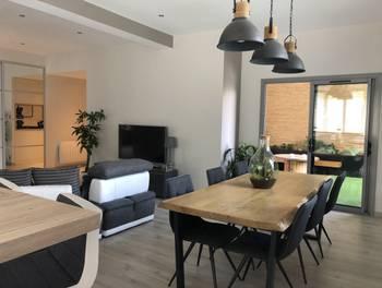 Appartement 4 pièces 123,41 m2