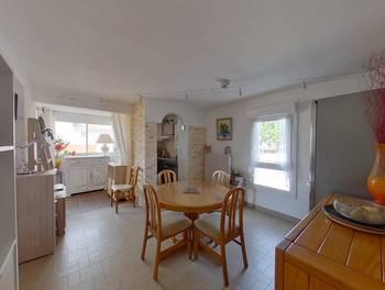 Appartement 3 pièces 45,12 m2