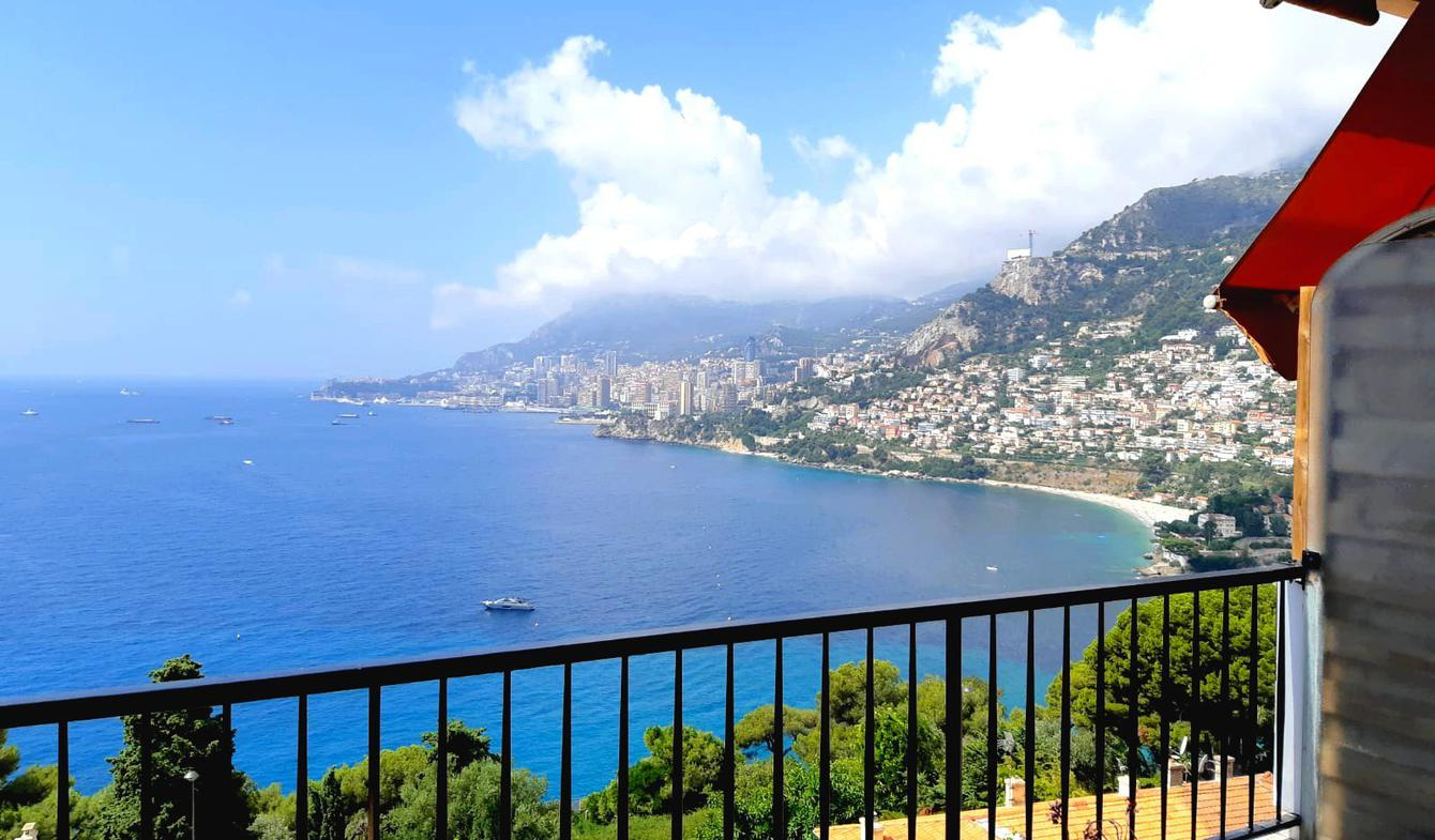 Apartment with pool Roquebrune-Cap-Martin