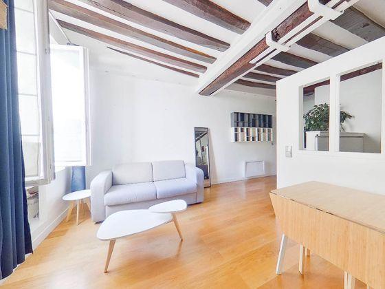 Vente studio 36,68 m2