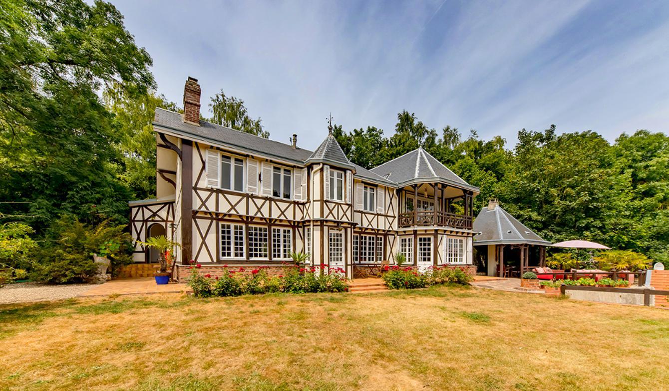House Val-de-la-Haye