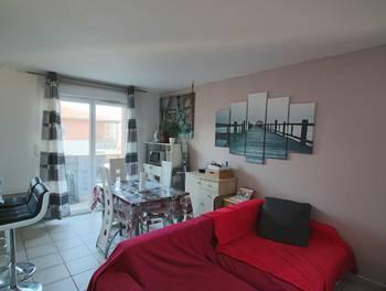 Appartement meublé 2 pièces 45,9 m2