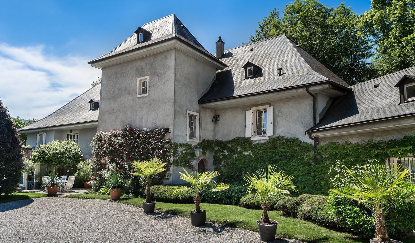 Castle Vétraz-Monthoux