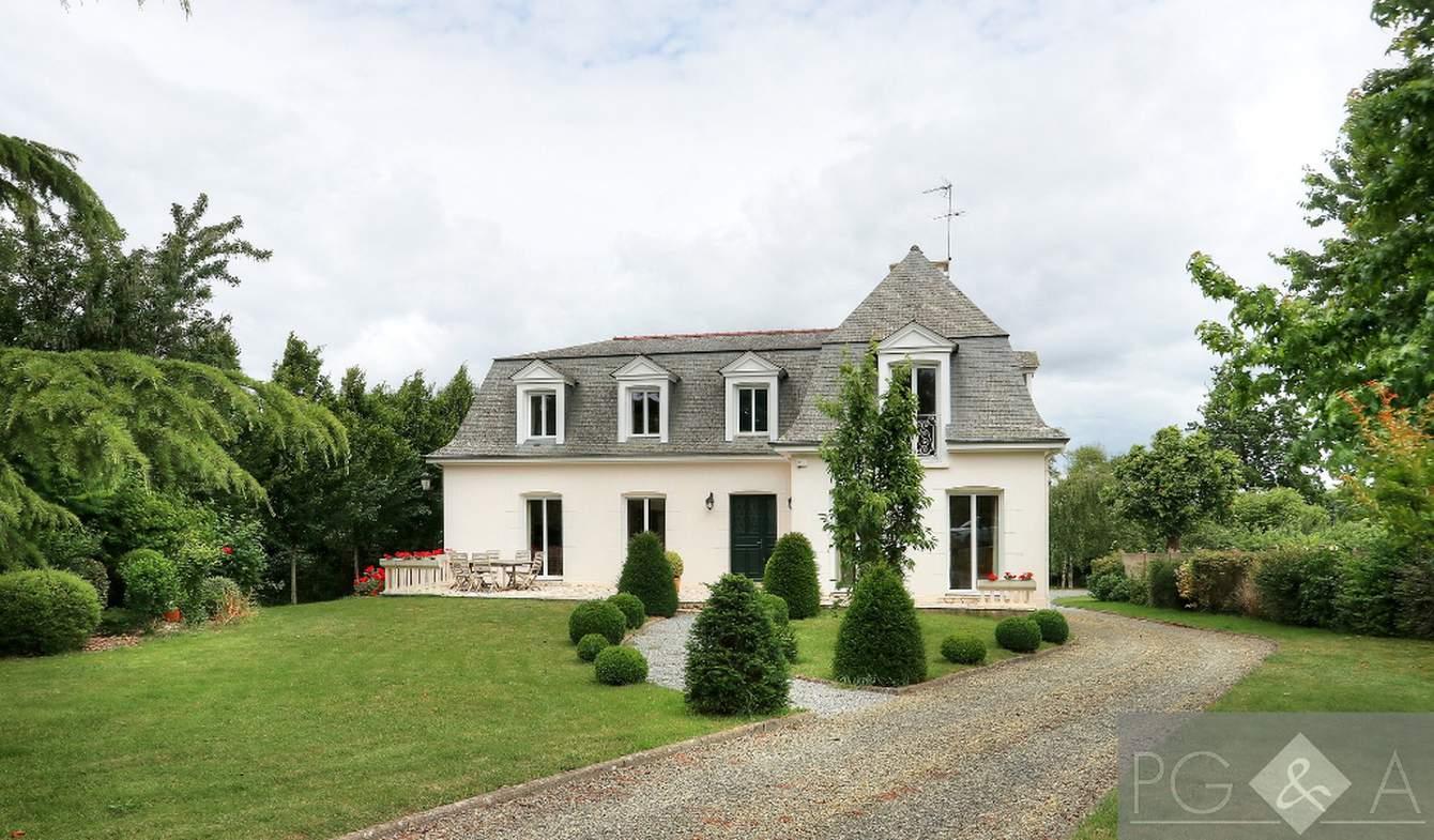 Maison avec terrasse Le Theil-de-Bretagne