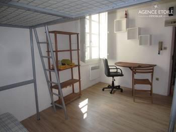 Studio meublé 14,63 m2