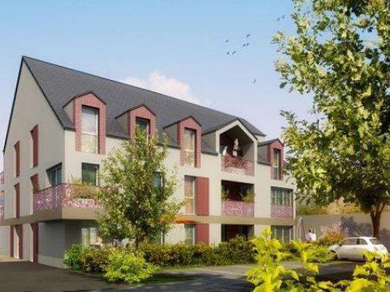 vente Appartement 3 pièces 62 m2 Ouistreham