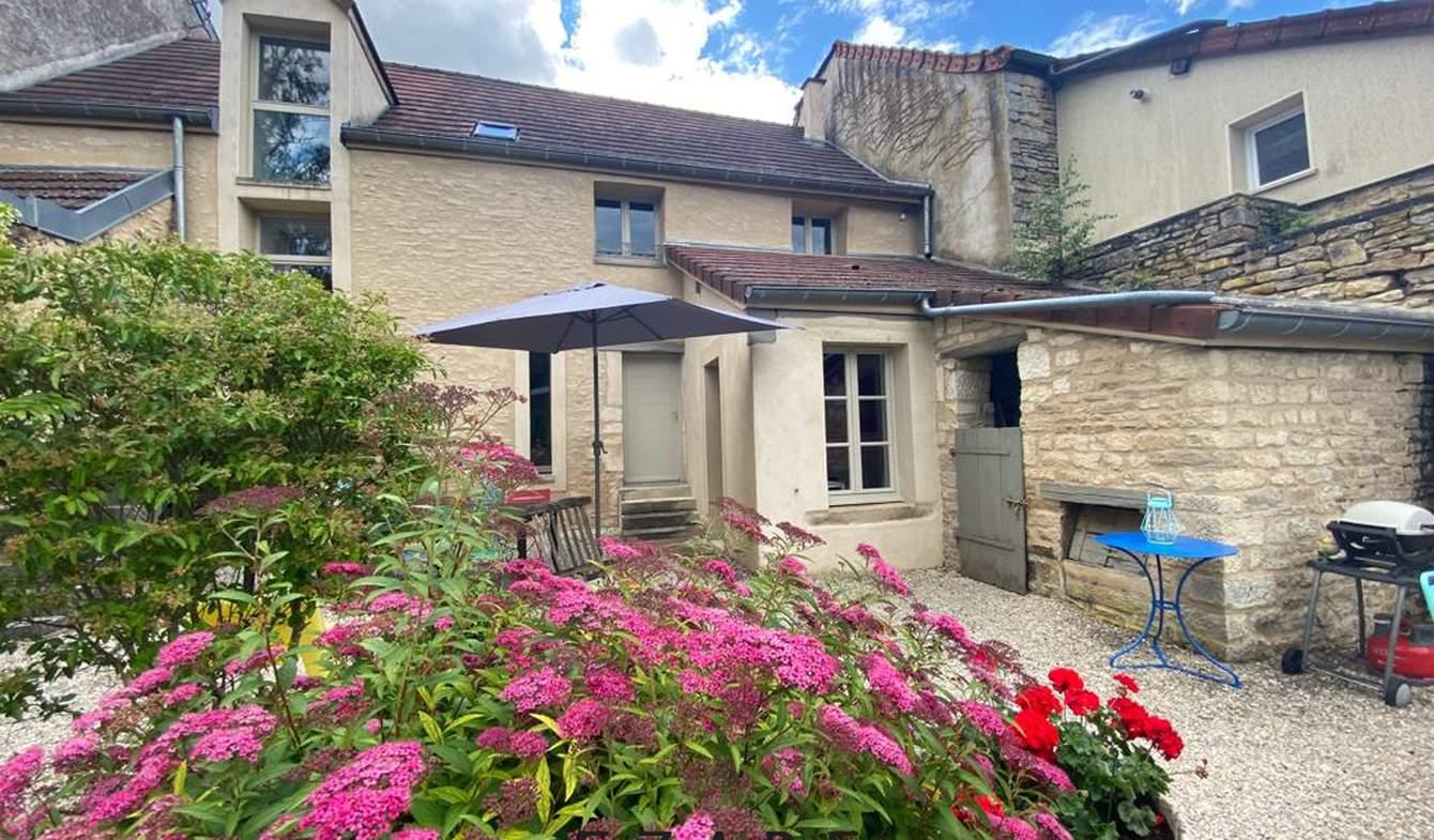 Maison Is-sur-Tille