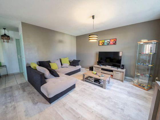 Vente appartement 4 pièces 71,88 m2