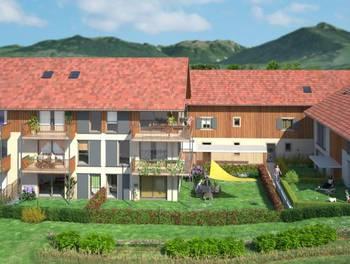 Appartement 4 pièces 72,27 m2
