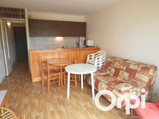 Vente studio 25,5 m2